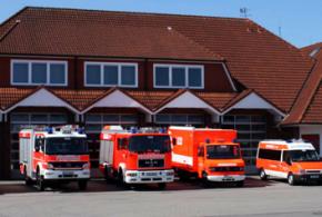 Starkregen fordert Feuerwehr