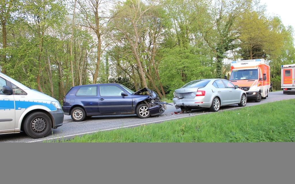 Kiel Unfall Heute