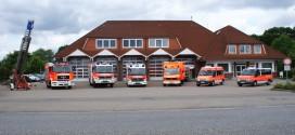 Feuerwehreinsatz in Bönningstedt