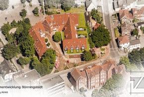 So soll der Ortskern von Bönningstedt aussehen