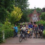 Fahrradsternfahrt Hasloh Hamburg