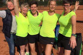 Aufstieg und Ladies-Day beim Bönningstedter Tennisclub